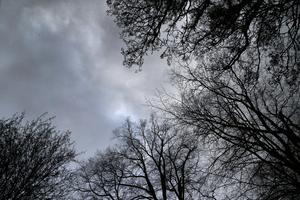 Himlen har varit grå en längre tid, och kommer fortsätta så i över en vecka.