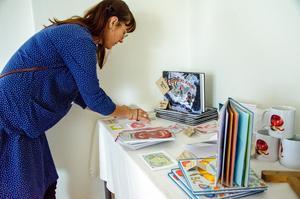 Ida Rosén Branzell lägger den färska barnboken
