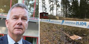 Advokat Per Svedlund företräder mannen som är misstänkt för vapenbrott och vållande till annans död efter vådaskottet i Norberg.