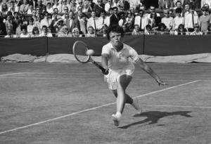 Billie Jean King.Bild: AP Photo