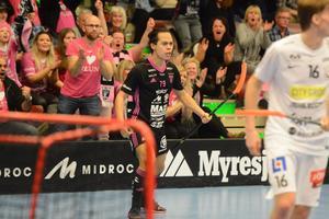 Alexander Hallén hade en stor kväll när IBF Falun slog Storvreta.