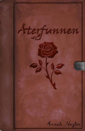 """Omslaget till """"Återfunnen"""" ska likna en gammal dagbok."""