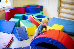 Inom tre är förväntas antalet barn i kommunens förskolor bli färre. Bilden är en genrebild.