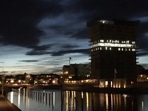 Norrtälje skyline. Foto: Rolf Hammarberg