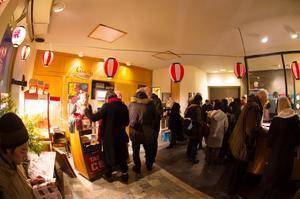 Biografen Visir var pyntad under förra årets festival.(Foto: Jonas eriksson)