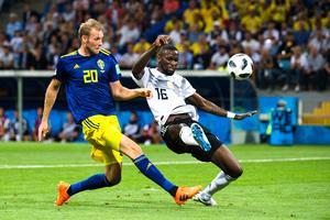 Ola Toivonen är en av de svenska spelarna som får högst betyg. Bild: Petter Arvidson/Bildbyrån.