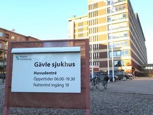 Om några år ska Framtidsbygget stå klart och Gävle sjukhus vara rejält moderniserat.