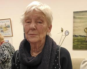 Ingrid Badman är dotter till legendariske Tunaprosten Otto Bolling och hon berättade om sin uppväxt på prostgården vid SPF Tuna-Säters senaste möte.
