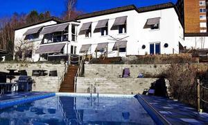 Den här villan på Norrlidsgatan såldes för 12,5 miljoner kronor.