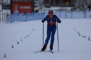 Moras Nora Bråmer slutade sexa i distansloppet och femma i sprinten i D 15–16.