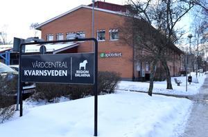 Bilen försvann från vårdcentralen i Kvarnsveden. Senare kunde han hämta den vid vårdcentralen – i Grycksbo.