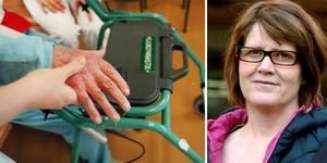 Birgitta Sjögren (S) är medveten om den problematik som Ånge kommun har gällande underbemanning när det kommer till arbets- och fysioterapeuter.