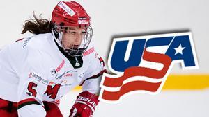 Sidney Morin är uttagen i USA:s OS-lag. Foto: Mathias Bergeld (Bildbyrån).