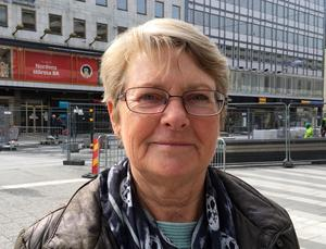 Gunilla Bramstång, 70 år, pensionär, Stockholm
