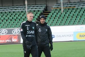 Simon Alexandersson fick målskyttet att lossna ordentligt mot Karlstad BK.