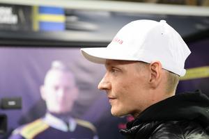 Dubbel svensk mästare, VM-bronsmedaljör. Fredrik Lindgren har en fantastisk säsong bakom sig, och siktar mot platsen högst upp på VM-pallen 2019. Bild: Mikael Fritzon/TT