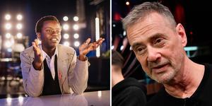 Christer Björkman vill se Tusse Chiza i Melodifestivalen. Nu berättar 17-åringen hur han resonerar kring erbjudandet.