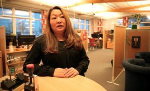 Samhällsplaneringschef Celia Yoshida - Ahlin, Orsa kommun ser en levande och växande utveckling i kommunen.