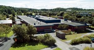Rönnbyskolan. Foto: Per Groth/arkiv