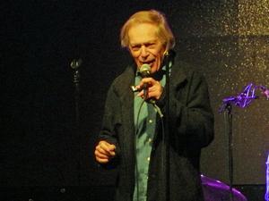 Bill Öhrström – en levande legend i blues- och jazzkretsar. Foto: Lennart Götesson