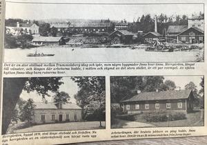 Klipp ur VLT 18 juli 1987.