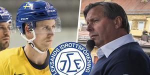 Johansson berättar att han fortfarande har utrymme kvar i budgeten, att värva spelare för. Foto: Bildbyrån.