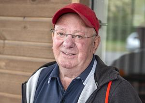 Bosse Löfqvist, 74 år, pensionär, Alnö