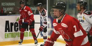 Mastomäki imponerades av bröderna Filip och Simon Forsmark.