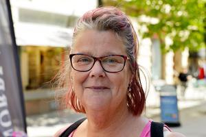Eva Wargh, 59 år, personlig assistent, Skellefteå: