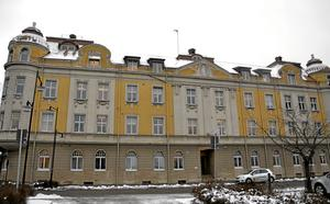 Kommunhuset i Hallsberg.
