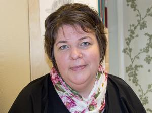 Sara Bergström, förskolechef på Violen.