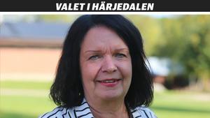 Karin Holmin anser att ledning och styrning av de kommunala verksamheterna är av stor vikt.