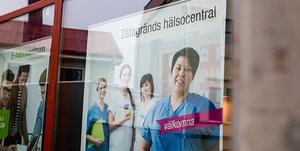 Zätagränds hälsocentral hör till en av flera som tappat patienter sedan Ripan invigdes i december förra året.