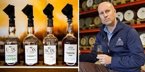 Henrik Persson blir ny vd för High coast whisky efter nyår.