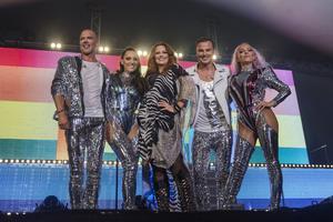 lcazar spelar på Euro Pride i lördags. Andreas Lundstedt, Lina Hedlund, Annika
