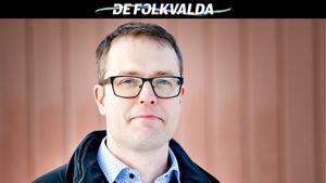 Patrik Stenvard väljer sina tillfällen att debattera på sociala medier.– Ska jag ta debatten på Facebook om rovdjursjakten eller ska jag ha en trevlig fredagkväll?