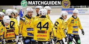 Broberg möter Västerås på fredagskvällen.
