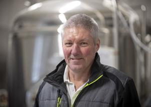 Tomas Eriksson är ordförande för Leufsta Bryggeri AB.
