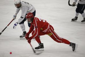 Jakob Edströms Nitro/Nora hämtade in 2–0-underläge till 2–2.