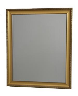 Spegel i sengustaviansk stil, 1900-tal. Klubbades för 500 kronor på Effecta.