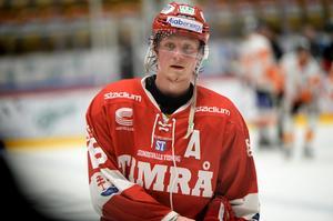 Erik Karlsson – en av Timrå IK:s nyckelspelare. Både när det gäller spelet fem mot fem och power play.