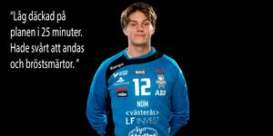 Henrik Westberg.   Foto: VästeråsIrstas hemsida