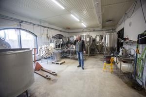 Leufsta Bryggeri AB ligger ute till försäljning.