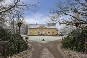 Prästgård i Åtorp. Foto: Länsförsäkringar Fastighetsförmedling
