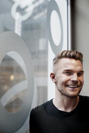 Erik Björndahl frälste Degerfors i slutsekunderna.