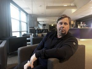 Thomas Johansson, Leksands general manager, svarade på frågor om den tunga omstarten efter landslagsuppehållet – och medger: