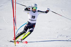 Carl Jonsson från Klövsjö alpina.