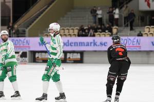 Anders Bruun, Simon Folkesson och Niklas Engström.