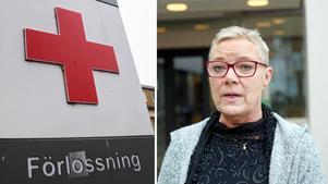 Sjukvårdspartiets Pia Lundin riktar kritik mot att kvinnokliniken levererat fel statistik vad gäller väntetider vid Sundsvalls sjukhus.