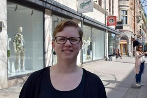 Beatrice Lindberg, 30, affärsbiträde, Umeå: